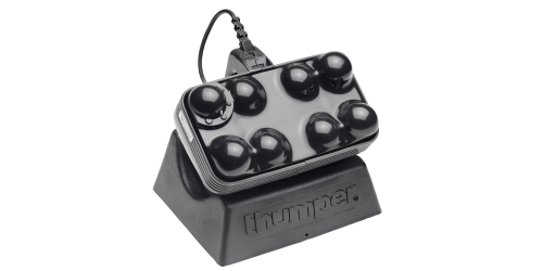 Variable speed from 18 to 35 pulses/second and 4-position adjustable pressure knob to tailor the massage for best outcome.